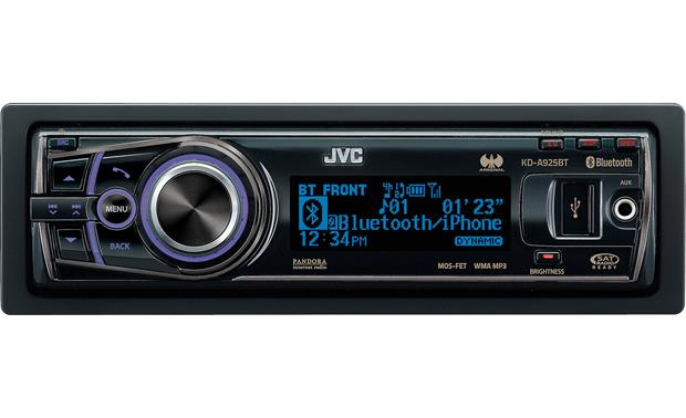 JVC Arsenal KDA925BT (Refurbished) Front