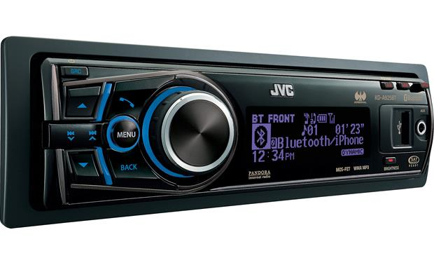 JVC Arsenal KDA925BT (Refurbished) Other