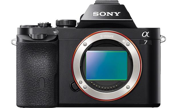Sony Alpha a7 (no lens included) Front