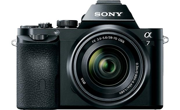 Sony Alpha a7 Kit Front