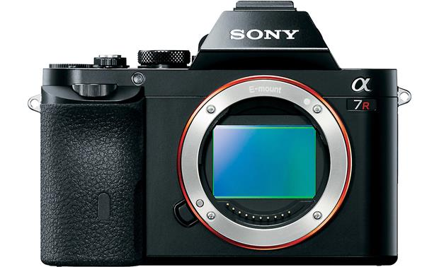 Sony Alpha a7R (no lens included) Front