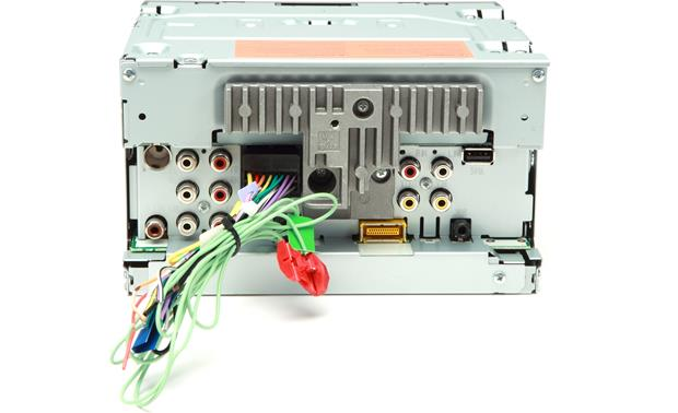 Pioneer Avh X1500dvd Wiring Harness Colors