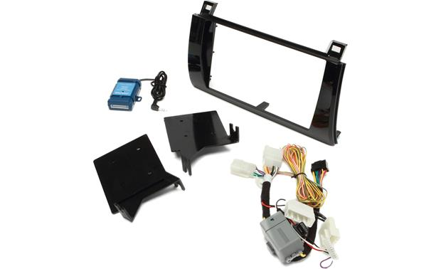 Alpine KTX-TND8 Restyle Dash and Wiring Kit Restyle package