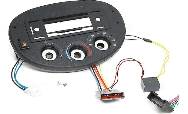 Metra 99-5720LDC Dash and Wiring Kit Front