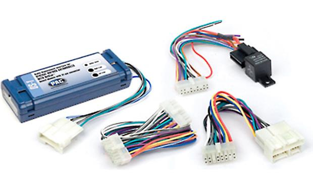 PAC OS-1 Wiring Interface Front