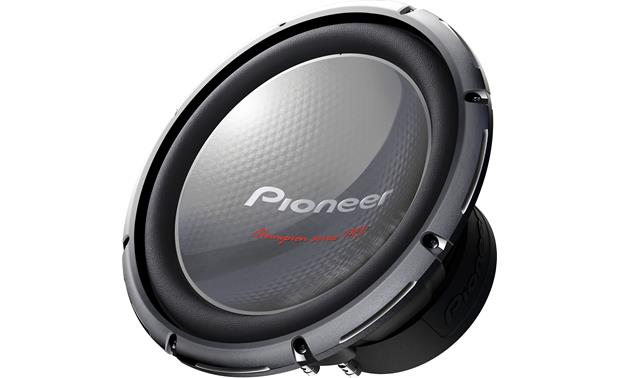 Pioneer Champion Series PRO TS-W3003D4 Pioneer's durable design lets this 12