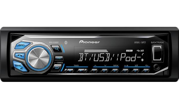 Pioneer MVH-X360BT Pioneer MVH-X360BT digital media receiver