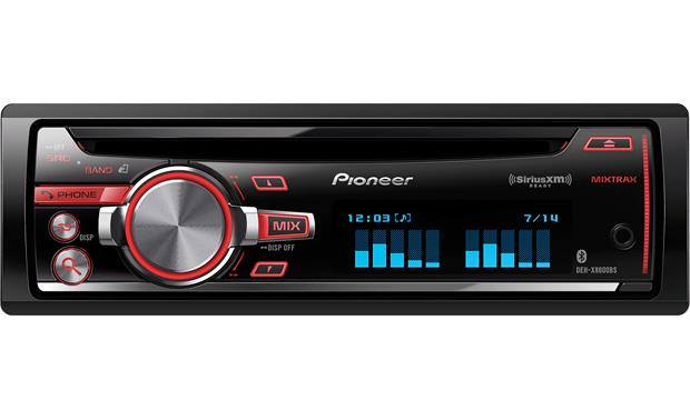 Pioneer DEH-X8600BS Front