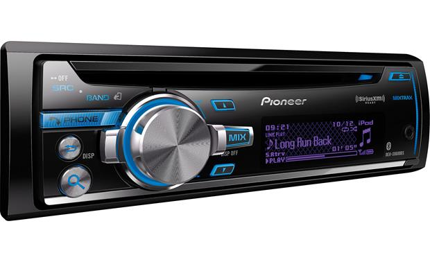 Pioneer DEH-X8600BS Other