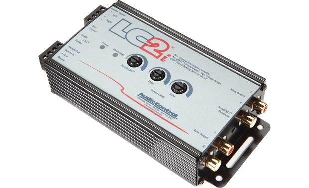 g161LC2i o_other audiocontrol lc2i 2 channel line output converter for adding amps  at edmiracle.co