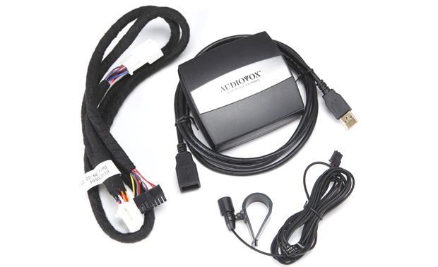 Audiovox MediaBridge Toyota Bluetooth® Interface