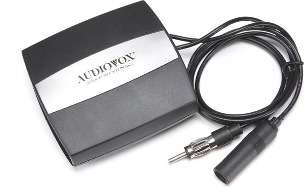 Audiovox AUNI-200-USB Universal RDS USB Integration Kit Front