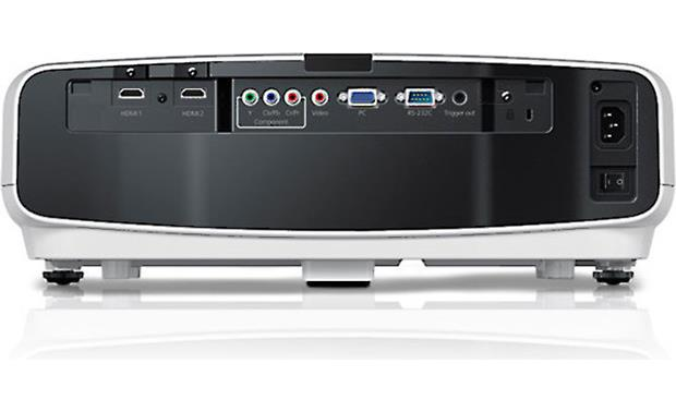 Epson PowerLite Home Cinema 5020UB Back