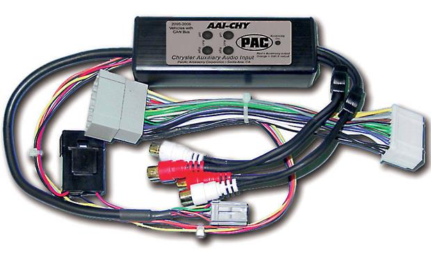 PAC Auxiliary Input Adapter for Chrysler Front