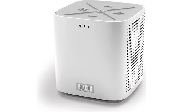 BEACON Audio Blazar Silver Aluminum