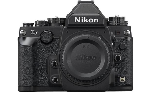 Nikon Df (no lens included) Front (Black)