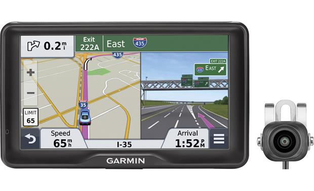 Garmin nüvi® 2798LMT and BC 20 Package Front