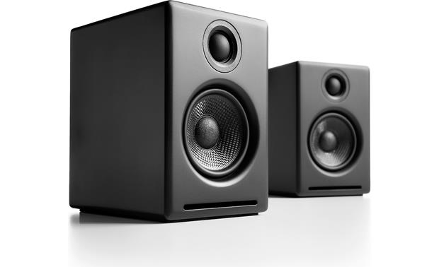 Audioengine A2+ Satin Black
