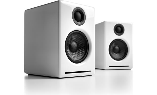 Audioengine A2+ High-gloss White