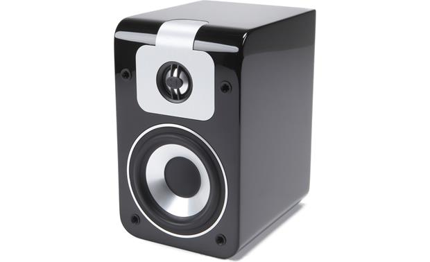 Bluesound Duo Satellite speaker (grille removed)