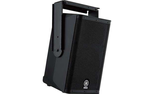 Coffeehouse PA System Bundle mounted via U-bracket (not included)