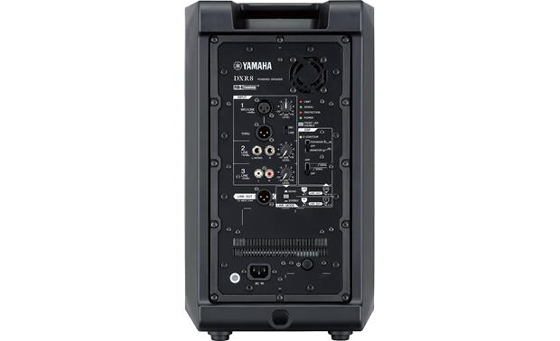 Yamaha DXR8 Input connections and controls