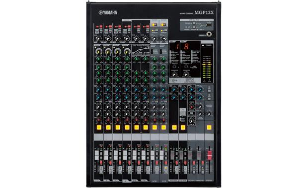 yamaha mgp12x 12 channel mixer with compression effects digital processing and ipod iphone. Black Bedroom Furniture Sets. Home Design Ideas