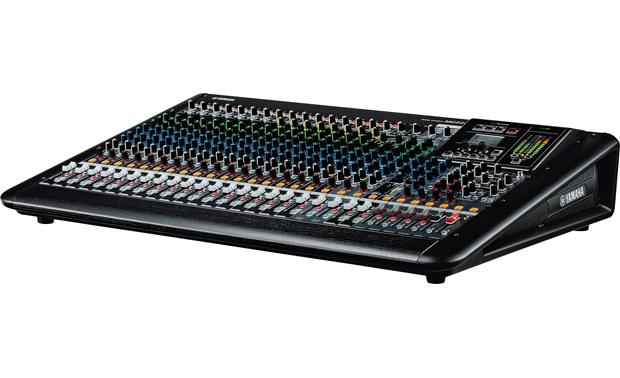 yamaha mgp24x 24 channel mixer with compression effects digital processing and usb ios. Black Bedroom Furniture Sets. Home Design Ideas