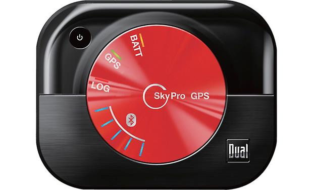 Dual SkyPro XGPS160 The SkyPro's indicator lights let you know what's working