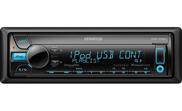 1994 1999 Pontiac Bonneville Kenwood CD Receiver w iPhone Pandora Remote App
