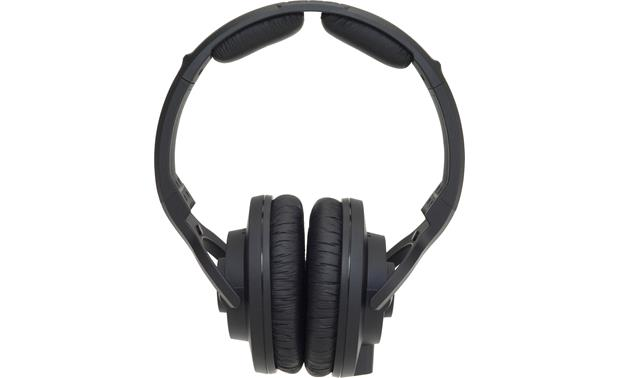 KRK KNS6400 Soft padding on headband and earcups