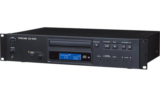 Tascam CD 200 Front