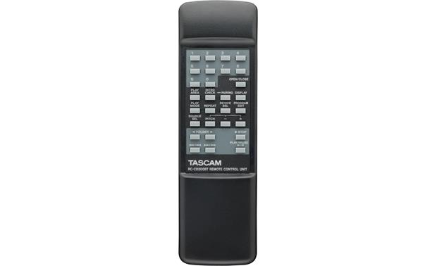 Tascam CD-200BT Remote