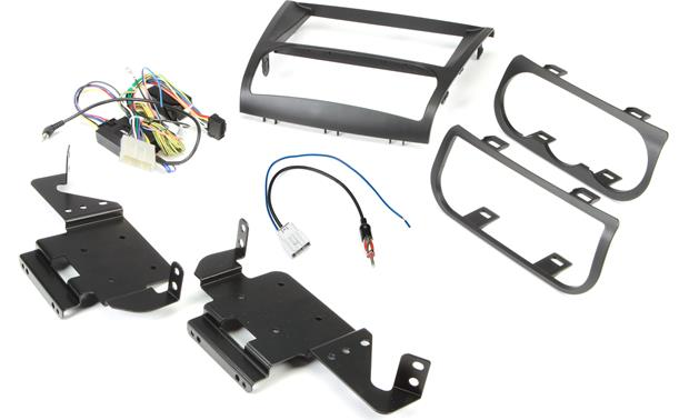 Alpine KTX-ALT48-K Restyle Dash and Wiring Kit Restyle kit for 2007-12 Nissan Altima
