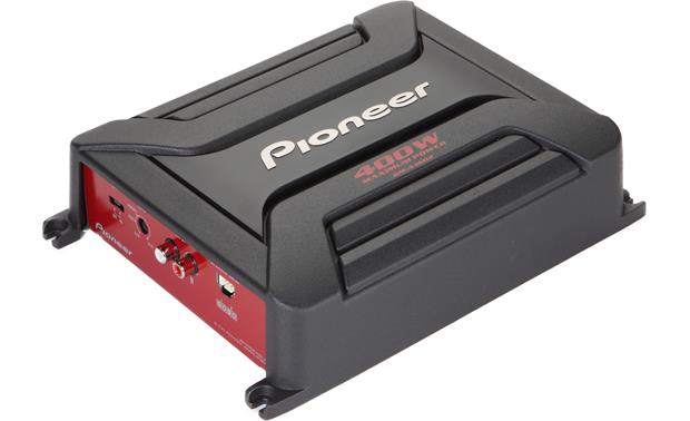 Pioneer GM-A3602 Other