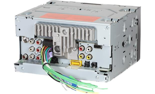 Pioneer AVH-X2600BT Other