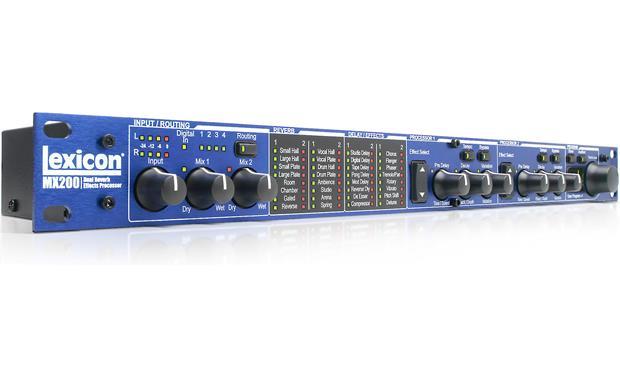 lexicon mx200 stereo multi effects processor at crutchfield com rh crutchfield com Lexicon MX200 Software Lexicon MX200 Tutorial