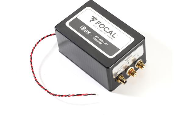 Focal iBox Apple® AirPlay® receiver for car stereos at