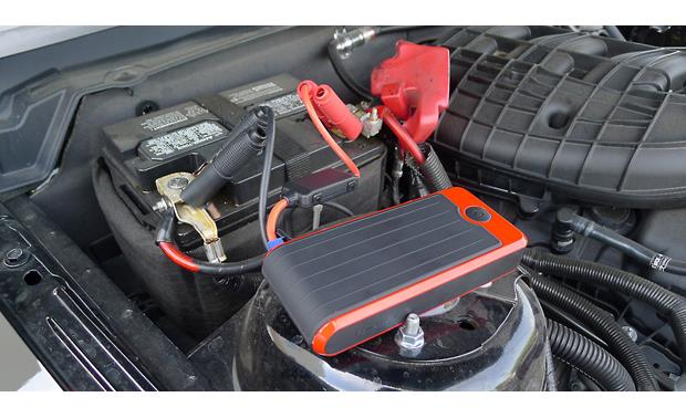 PowerAll Deluxe Powerful enough to jump start your car