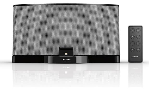 Bose® SoundDock® Series III digital music system Front view