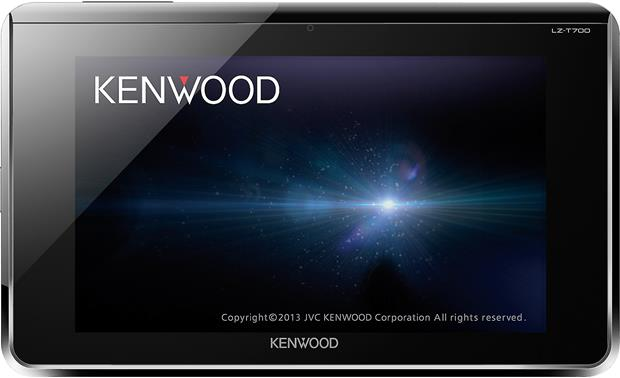 Kenwood LZ-T700 Front