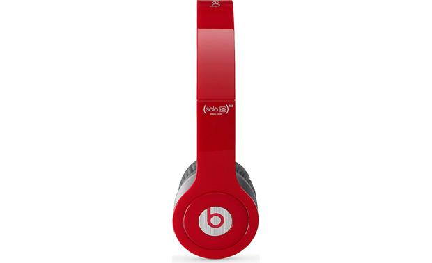 Beats (Solo HD) RED Edition™ Side View