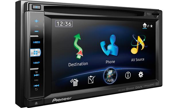 Pioneer AVIC-X850BT Other