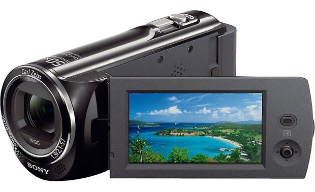 Sony HDR-CX290 Front