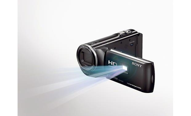 Sony Handycam® HDR-PJ230 Front