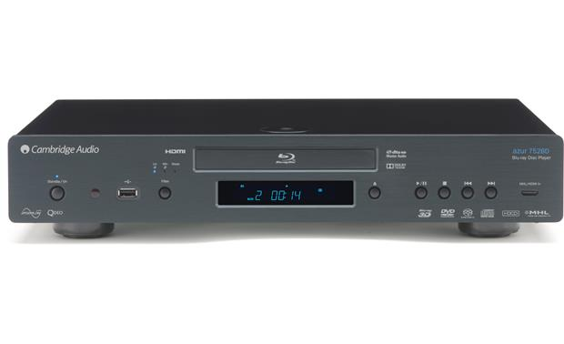 Cambridge Audio Azur 752BD Front