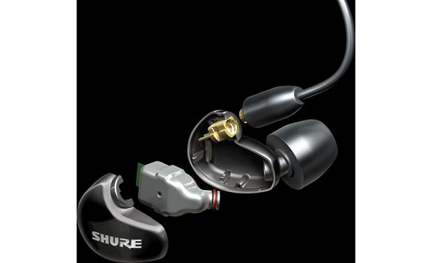Shure SE315 Exploded view