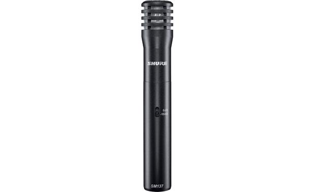 Shure SM137 Front