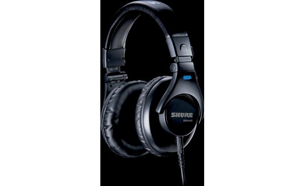 Shure SRH440 Closed-back earcups