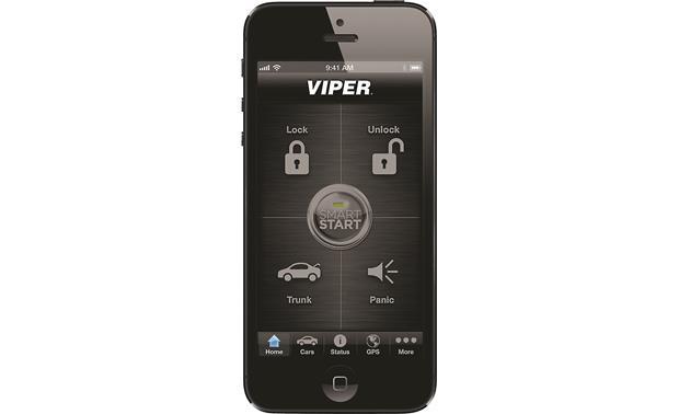 Viper Vss5000 Smartstart System Car Security And Remote Start System